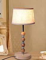 cheap -Traditional/Classic Decorative Table Lamp For Bedroom Metal Orange