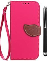 baratos -Capinha Para Vivo X20 Plus X20 Porta-Cartão Carteira Com Suporte Flip Capa Proteção Completa Côr Sólida Rígida PU Leather para vivo X20