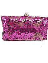 cheap -Women's Bags PC Evening Bag Beading for Wedding Event/Party Spring All Seasons Black Fuchsia