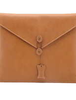 cheap -Sleeves for Solid Color Genuine Leather Macbook Air 11-inch