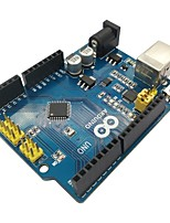 cheap -the new arduino uno r3 module development board microcontroller enhanced with usb cable compatible