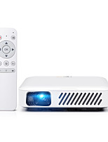 cheap -COOLUX Q7S DLP Mini Projector 170 lm Android Support 1080P (1920x1080) 30-300 inch Screen