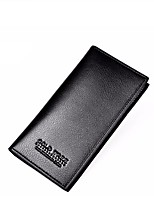 cheap -Bags PU Wallet Tiered for Casual Formal All Seasons Black Coffee