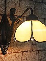 economico -Pretezione per occhi Paese Lampade da parete Per Sala da pranzo Metallo Luce a muro 220-240V 40W
