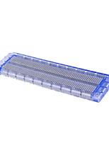 Недорогие -с открытым исходным кодом аппаратнопрозрачный синий макет syb-120 / 4.6 в ширину 17,7 в длину