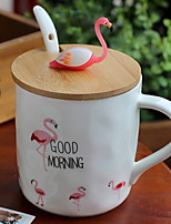 cheap -Porcelain Mug Tea Party Casual/Daily Drinkware 2