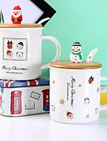 abordables -Porcelana Taza Regalos de Navidad Vasos 2