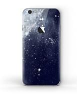 Недорогие -1 ед. Наклейки для Защита от царапин Цвет неба Узор PVC iPhone 6s Plus/6 Plus