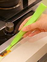 Недорогие -Высокое качество 1шт Пластик PP Скребок для стекол, 17.5*2.5*1