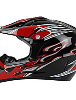 cheap -125 Motocross Adults Unisex Motorcycle Helmet  Wind Proof Shockproof Anti-UV