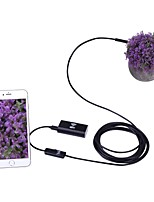 abordables -Lentille de téléphone portable Endoscope Endoscope Caméra serpent tube IP 67 Wi-Fi Flexible Ordinateur Portable Tablette Android Android