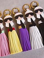 baratos -Pessoas Chaveiros para Lembrancinha couro legítimo Couro Ecológico Chaveiro para Lembrancinha - 1