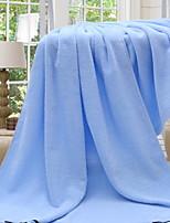 abordables -serviette de bain de style frais, serviette en tricot poly / coton de qualité supérieure