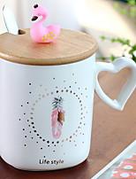 Недорогие -Фарфор Кружка Чаепитие На каждый день Drinkware 2