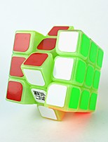 cheap -Rubik's Cube 3*3*3 Smooth Speed Cube Magic Cube Puzzle Cube Office Desk Toys Stress and Anxiety Relief Noctilucent Classic Theme Square