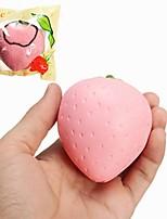 baratos -Squeeze Toy Brinquedos O stress e ansiedade alívio Brinquedos de escritório Brinquedos de descompressão Redonda Alimentos & Bebidas Peças