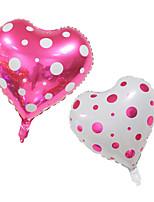 cheap -Wedding Valentine's Day Aluminium Foil Wedding Decorations Wedding All Seasons