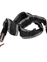cheap -move iron mountain bike/ motorcycle chain burglar lock metal cable 90cm