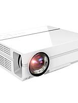 Недорогие -Factory OEM T60 Random Delivery ЖК экран Проектор для домашних кинотеатров 200 lm Поддержка 1080P (1920x1080) 50-200 дюймовый Экран
