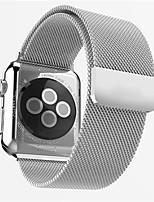 Недорогие -Ремешок для часов для Apple Watch Series 3 / 2 / 1 Apple Миланский ремешок Стали Повязка на запястье