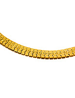 cheap -Men's Chain Bracelet Metallic Fashion Gold Plated Jewelry Party Gift Costume Jewelry