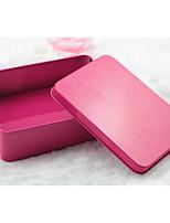 preiswerte -Quader Eisen vernickelt Geschenke Halter mit Muster / Druck Geschenkboxen - 1pc