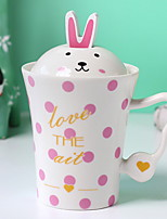 cheap -Porcelain Mug Wedding Casual/Daily Drinkware 2