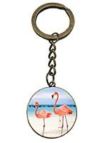 cheap -Friends Keychain Favors Zinc Alloy Keychain Favors - 1
