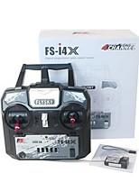 preiswerte -FS-i4X 1set Fernbedienungen Transmitter / Fernbedienung Drones Drones Kunststoff