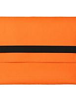 abordables -Funda Para iPad Mini 4 Mini iPad 3/2/1 iPad 4/3/2 Universal Cartera Funda de Cuerpo Entero Color sólido Dura Textil para