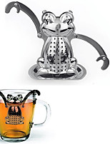cheap -1pc Stainless Steel Tea Strainer High Quality , 7.5*6*2
