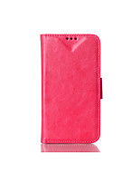 cheap -Case For LG G3 G2 with Stand Flip Full Body Cases Solid Color Hard PU Leather for LG G4 LG G3 LG G2