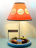 Недорогие -Модерн Декоративная Настольная лампа Назначение Спальня Металл 220 Вольт Синий Розовый