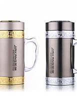 baratos -Aço Inoxidável Vacuum Cup Desportos e Ar livre Escritório / Carreira Copos 2