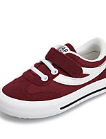 cheap -Boys' Girls' Shoes Canvas Spring Fall Comfort Sneakers for Casual Wine Dark Blue White