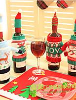 Недорогие -Рождество Для вечеринок текстильный Свадебные украшения Праздник Сказка Романтика Зима Осень