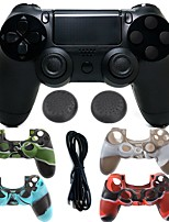 abordables -for PS4 Con Cable USB Bolsos, Cajas y Cobertores Joytick - Sony PS4 100 Palanca de Mando Empuñadura de Juego Con cable Mini USB > 480