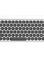 cheap -EH112S Wireless Monochromatic Backlit Blue Switches 91 Office Keyboard