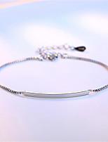 cheap -women's bracelet silver jewelry wedding daily