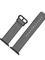 preiswerte -Uhrenarmband für Apple Watch Series 3 / 2 / 1 Apple Moderne Schnalle Nylon Handschlaufe