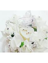 abordables -Plastique Oreiller d'anneau Mariage Toutes les Saisons