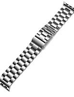abordables -Bracelet de Montre  pour Apple Watch Series 3 / 2 / 1 Apple Boucle Moderne Métallique Sangle de Poignet