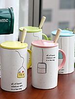 cheap -Porcelain Mug Casual/Daily Drinkware 2