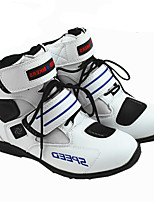 cheap -motorcycle racing shoes leather wear - resistant and breathable