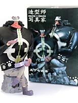 cheap -Anime Action Figures Inspired by One Piece Bartholomew Kuma PVC 17.5 CM Model Toys Doll Toy