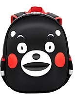 cheap -Unisex Bags Polyester Backpack Pattern / Print Zipper for Casual Spring All Seasons Black