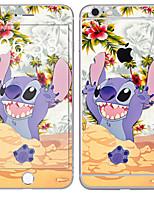 economico -1 pezzo Autoadesivo della Pelle per Anti-graffi Cartoni animati A fantasia PVC iPhone 6s Plus/6 Plus
