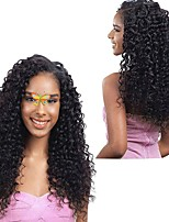 cheap -brazilain  kinky curly hair bundles 100% human hair weaving natural color remy hair 3 pieces free shipping
