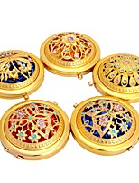 cheap -Dailywear Gift Metalic Gifts Compacts Floral Theme Fantacy Fashion Friends Vintage Theme - 1