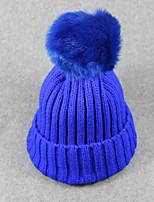 cheap -Cotton Floppy Hat, Casual Winter Fall Gray Yellow Fuchsia Khaki Royal Blue